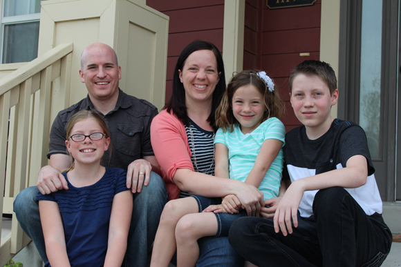 hoenes family blog