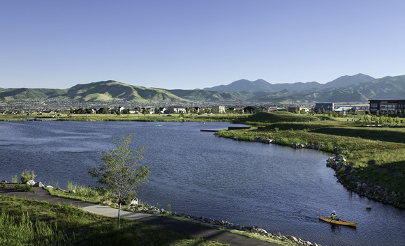 Key Points Related to Turnover of Oquirrh Lake and Daybreak