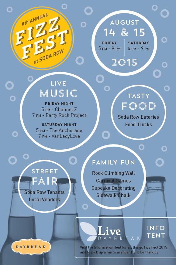 Fizz Fest Blue