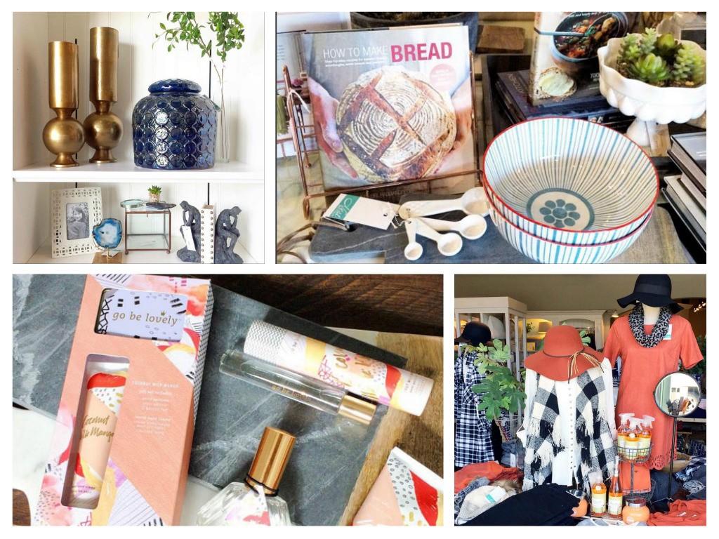 nest boutique collage