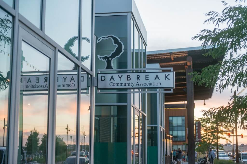 Daybreak association