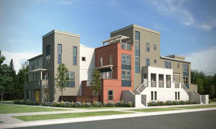 Parkway Station Townhomes