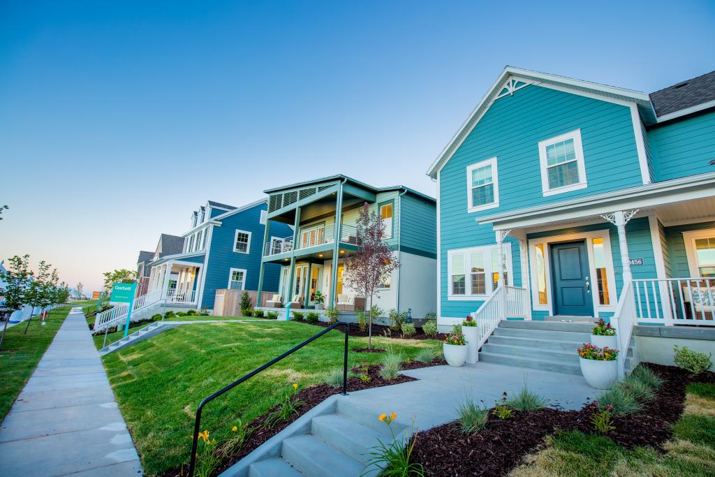 Utah Model Homes
