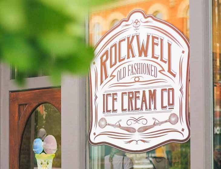 Rockwell Ice Cream Co.