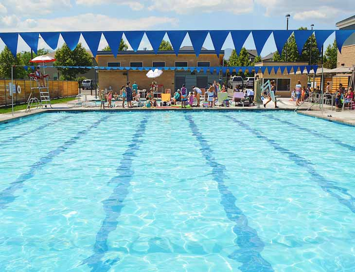 Daybreak Community Center Pool