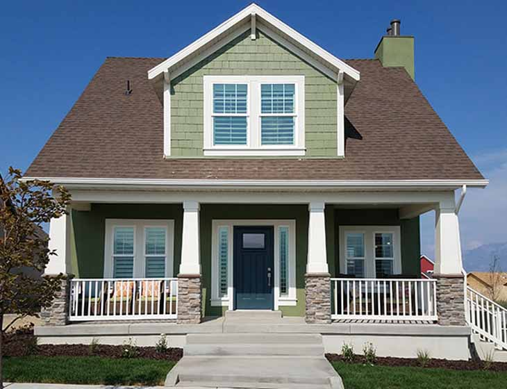 Heights Park Model Homes