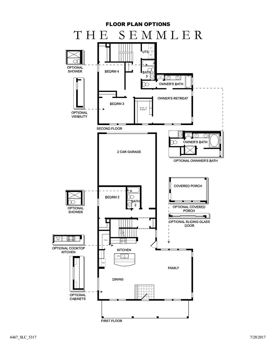 David Weekley Homes Semmler Main Level | Daybreak Utah