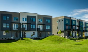 daybreak townhomes