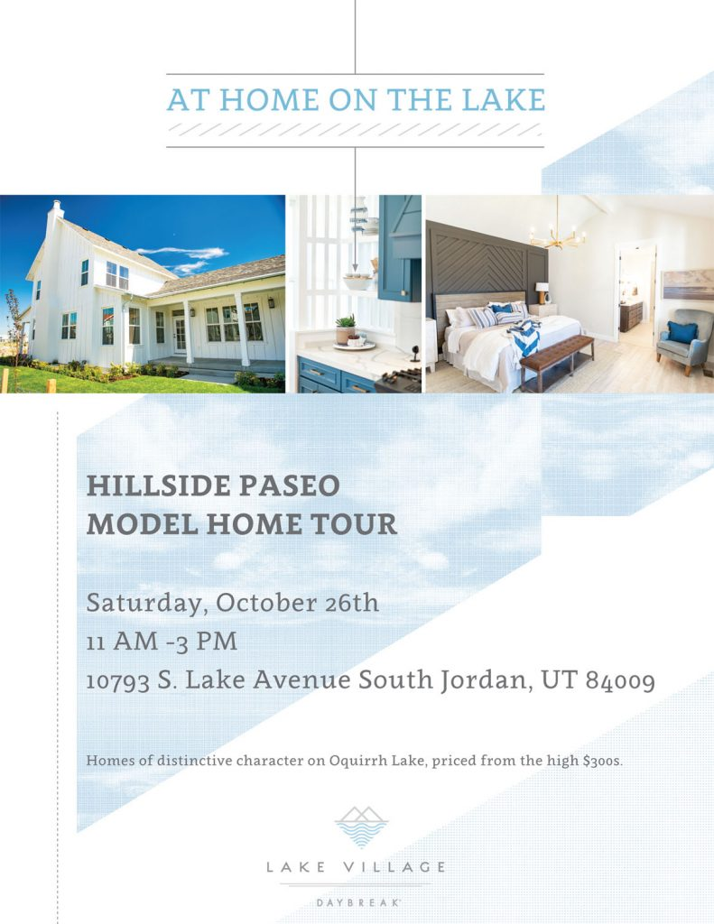 hillside paseo collection home tour