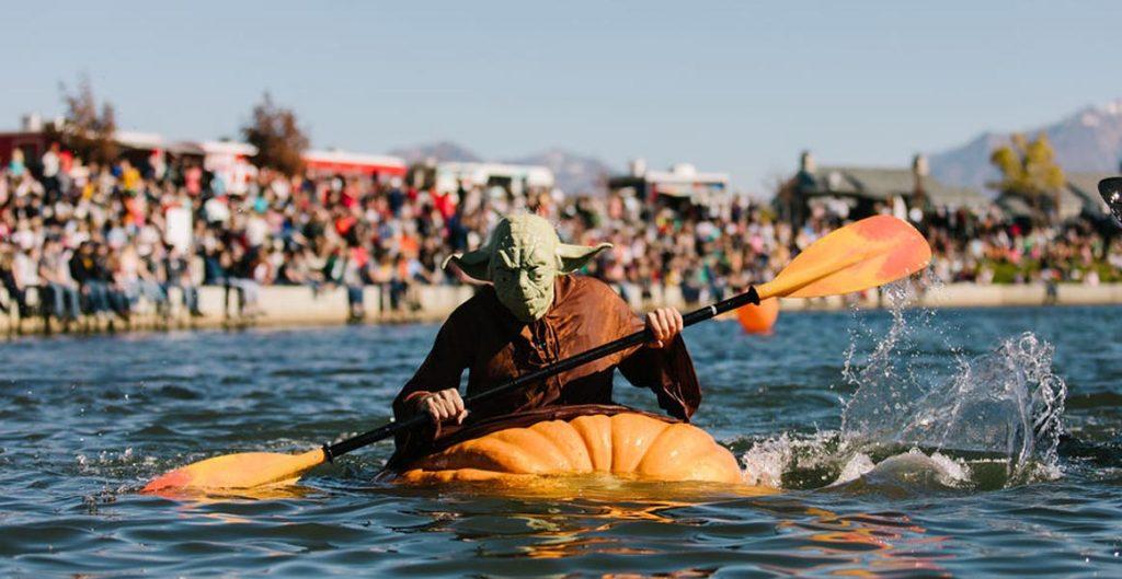 Ginormous Pumpkin Regatta