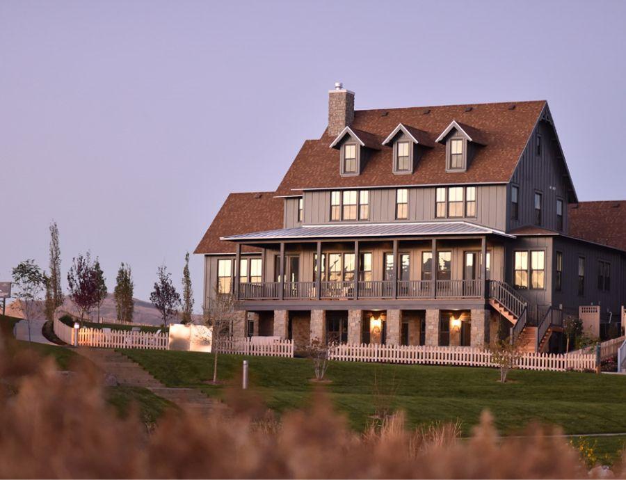 Rainey Homes Exterior at Daybreak | Utah Home Builders