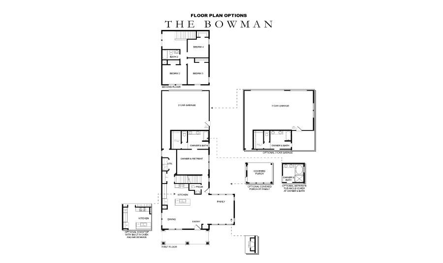 David Weekley Homes Bowman Main Level | Daybreak Utah