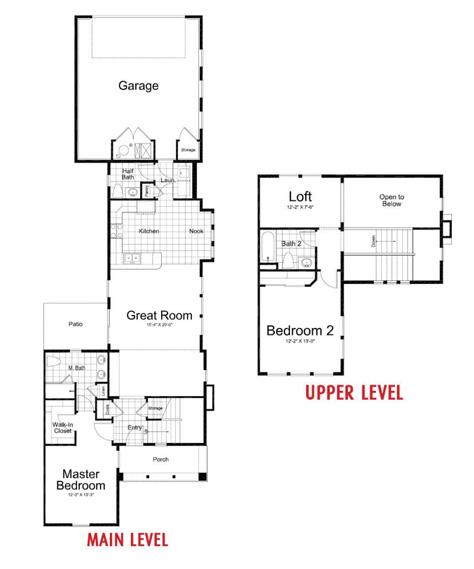 Ivory Homes Jasmine Main Level | Daybreak Utah