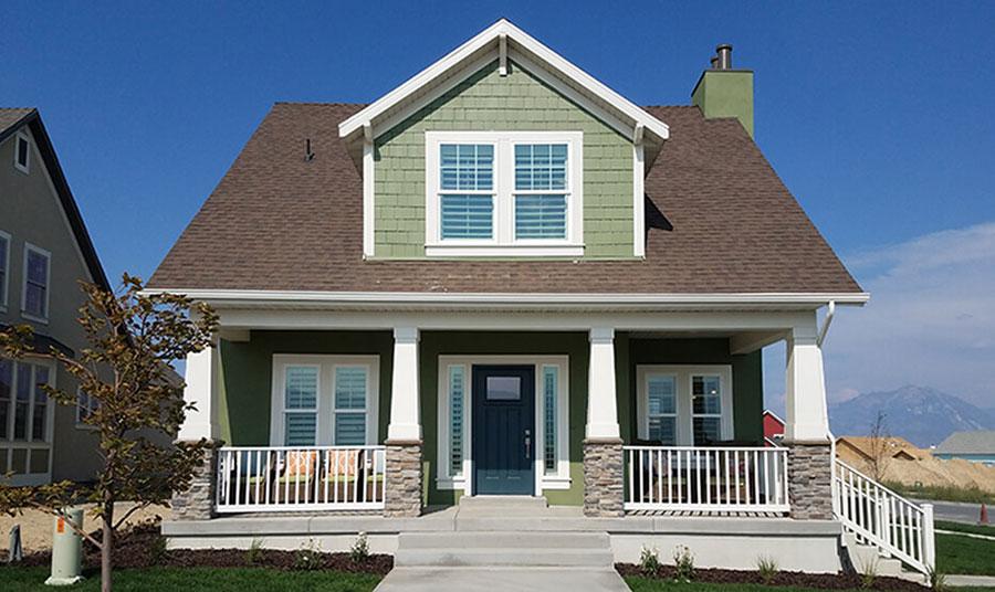 Ivory Homes, Hartford Model | Daybreak Utah, Homes for Sale in South Jordan