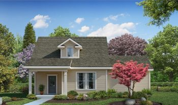 Cottage Court Collection by David Weekley Homes | Homes for Sale in Daybreak Utah