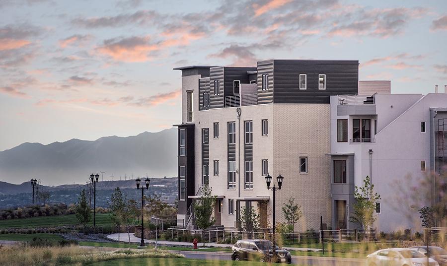 Sego Home, Sky Terrace | Daybreak Utah, South Jordan Homes for Sale