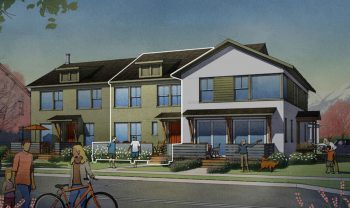 The Monterey Series by Destination Homes | Townhomes for Sale in Daybreak Utah