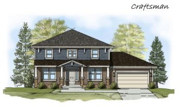 The Traditional Collection by Rainey Homes | Homes for Sale in Daybreak Utah