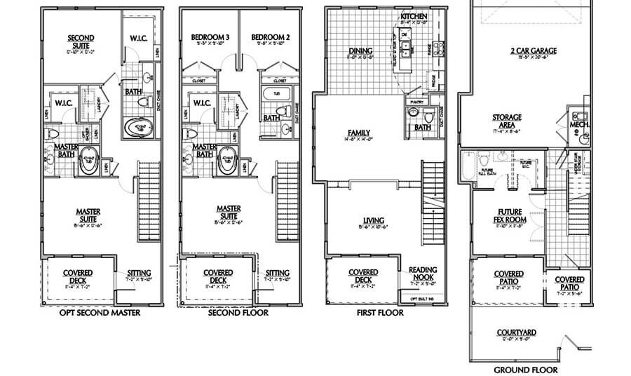 Holmes Homes Spyglass II Main Level | Daybreak Utah