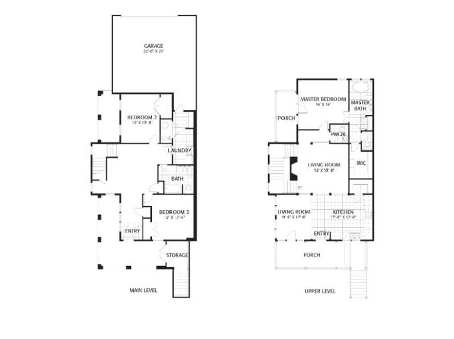 Holmes Homes Gracemore Main Level | Daybreak Utah