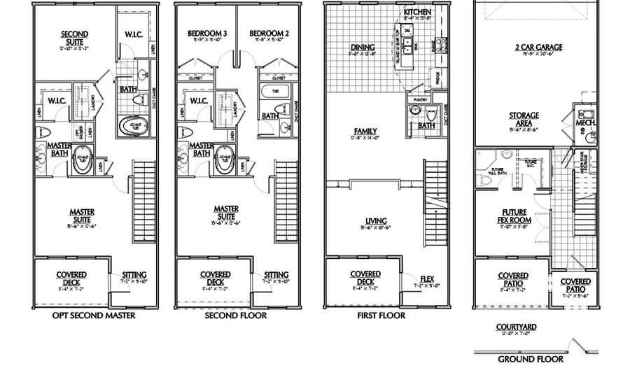 Holmes Homes Spyglass I Main Level | Daybreak Utah