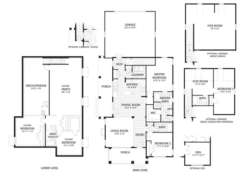 Holmes Homes Pineview Main Level | Daybreak Utah