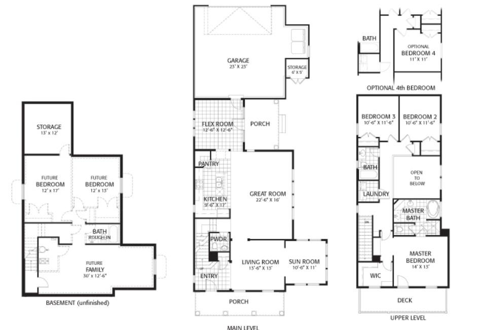Holmes Homes Fremont Main Level | Daybreak Utah