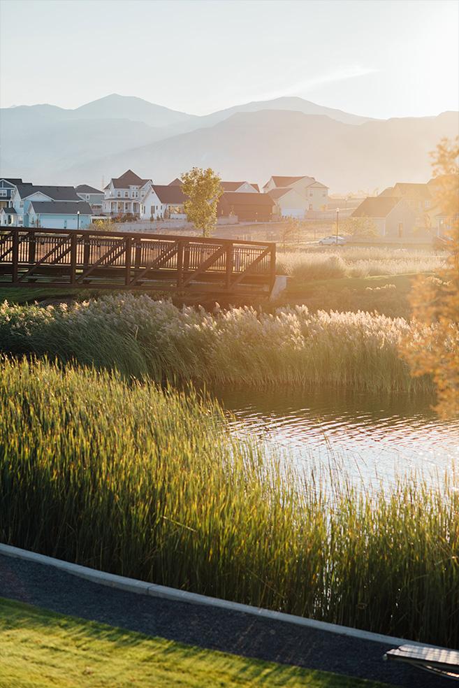 Bridge at Daybreak Utah   South Jordan Homes for Sale