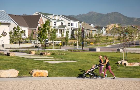 Highland Park Village
