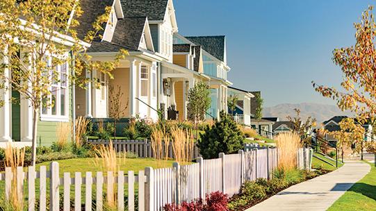 Heights Park Homes Daybreak Utah