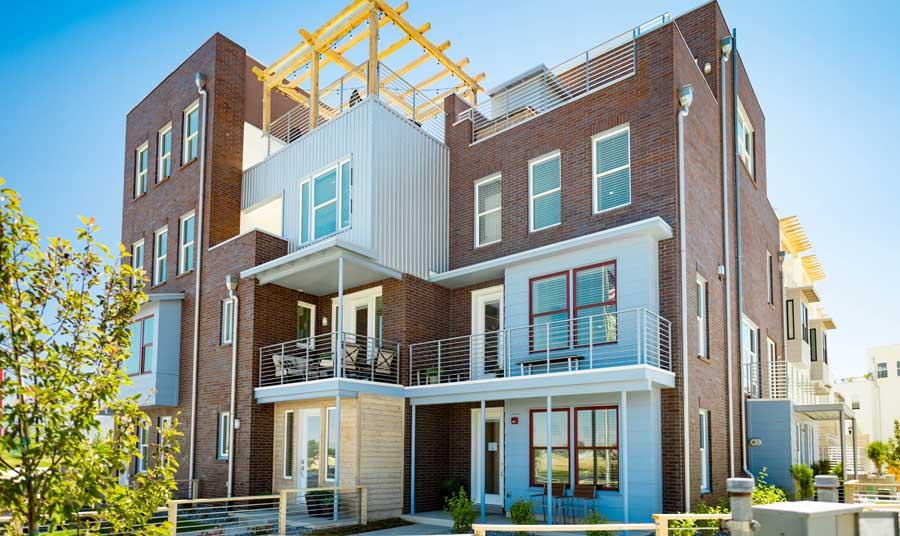 Sky Terrace Townhomes | Daybreak Utah New Homes
