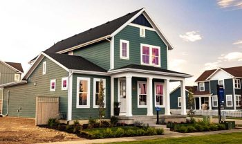 Envision Collection by David Weekley Homes | Homes for Sale in Daybreak Utah