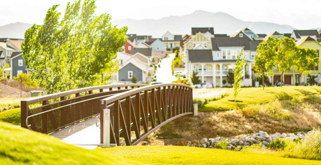 salt lake's #1 place to buy a new home | Daybreak South Jordan, Utah