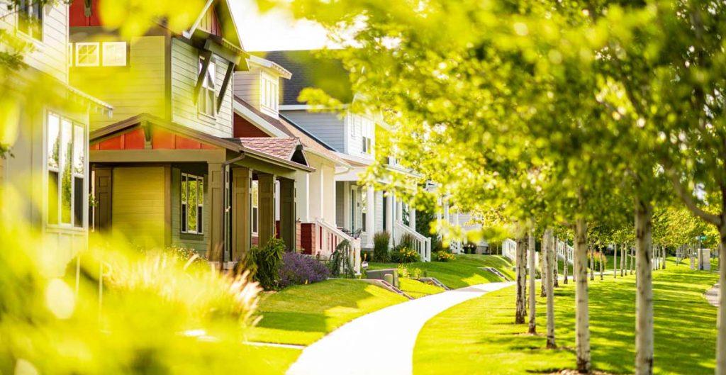 Daybreak Streetscape | Buy a New Home in Daybreak