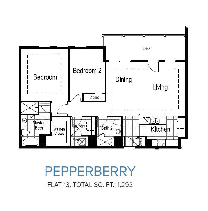 Ivory Homes Pepperberry Main Level | Daybreak Utah