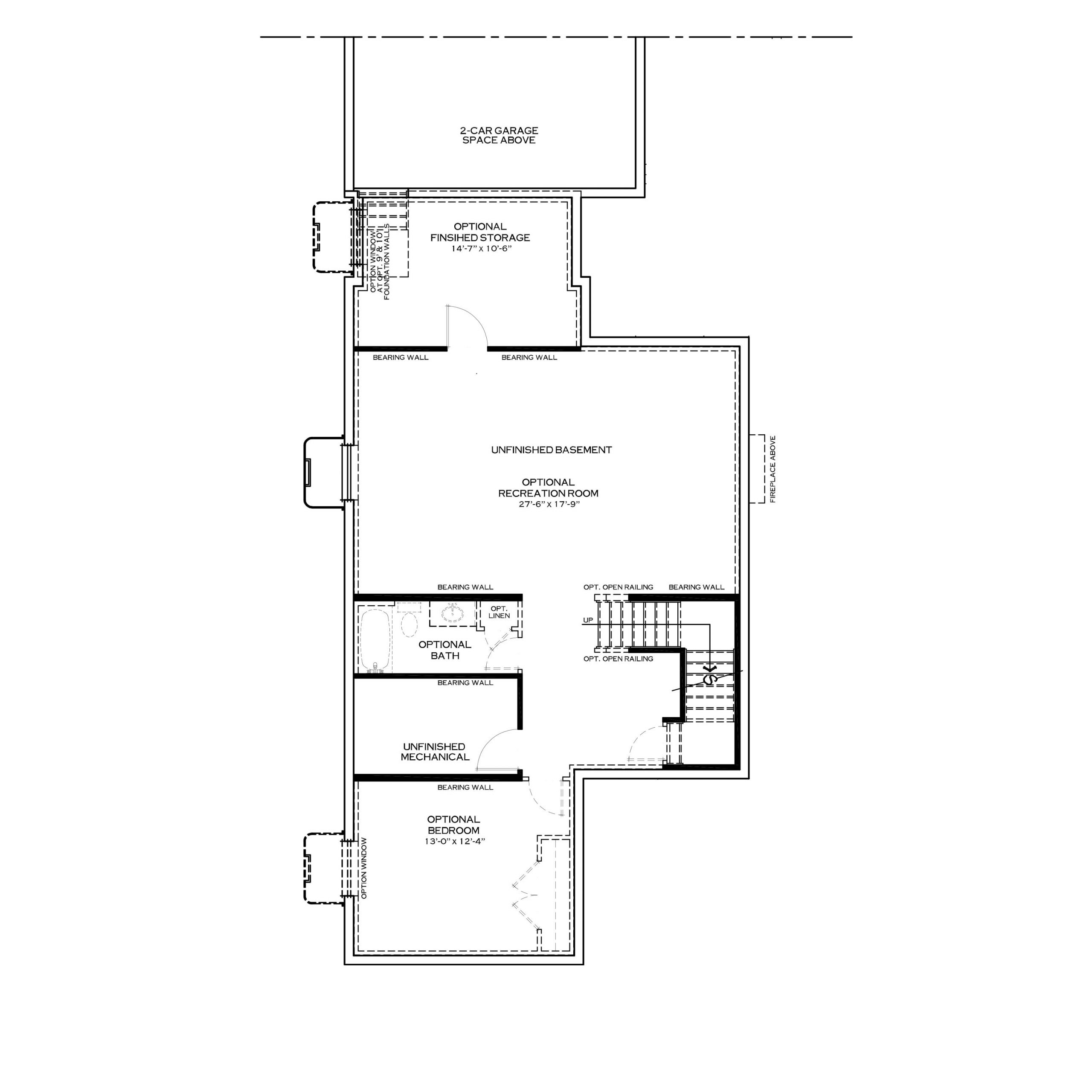 Parkwood Homes Asheville Options | Daybreak Utah