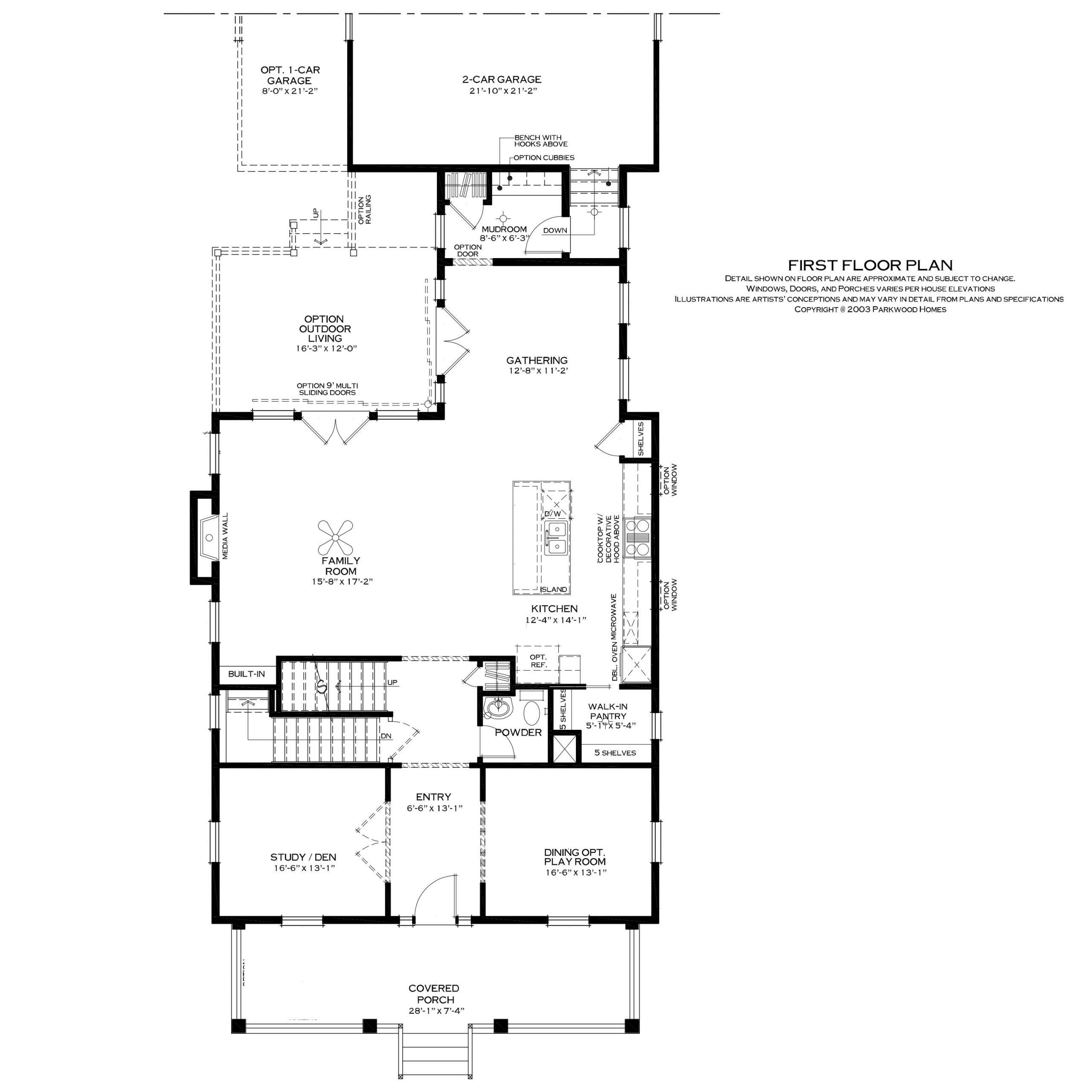 Parkwood Homes Somerville Main Level | Daybreak Utah