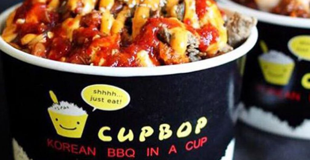Cupbop Korean BBQ | Daybreak