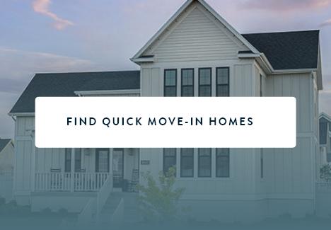 Quick-move in home at Daybreak Utah, a new home community in South Jordan