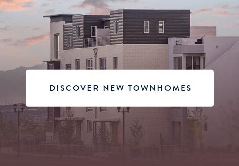 Townhomes at Daybreak Utah, a new home community in South Jordan