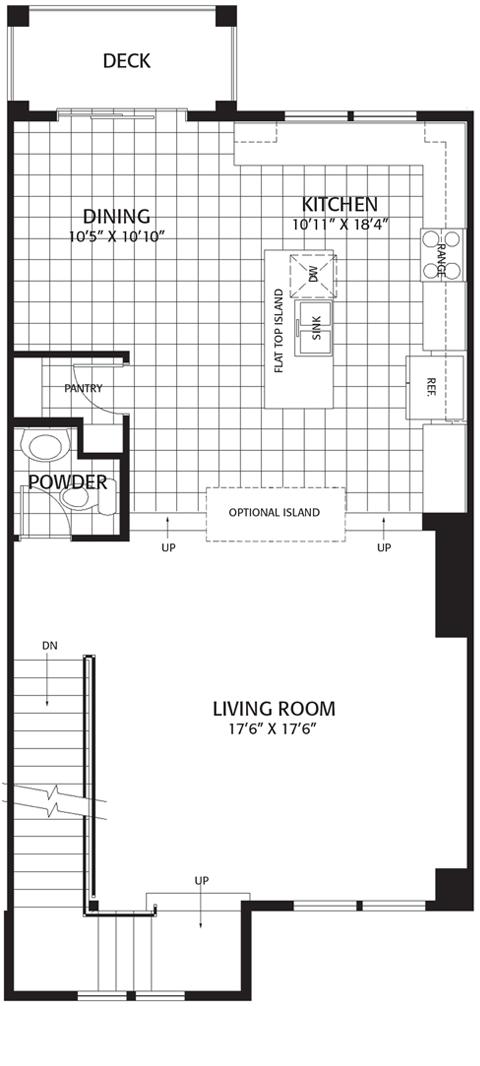 Holmes Homes Brownstone B Second Level | Daybreak Utah