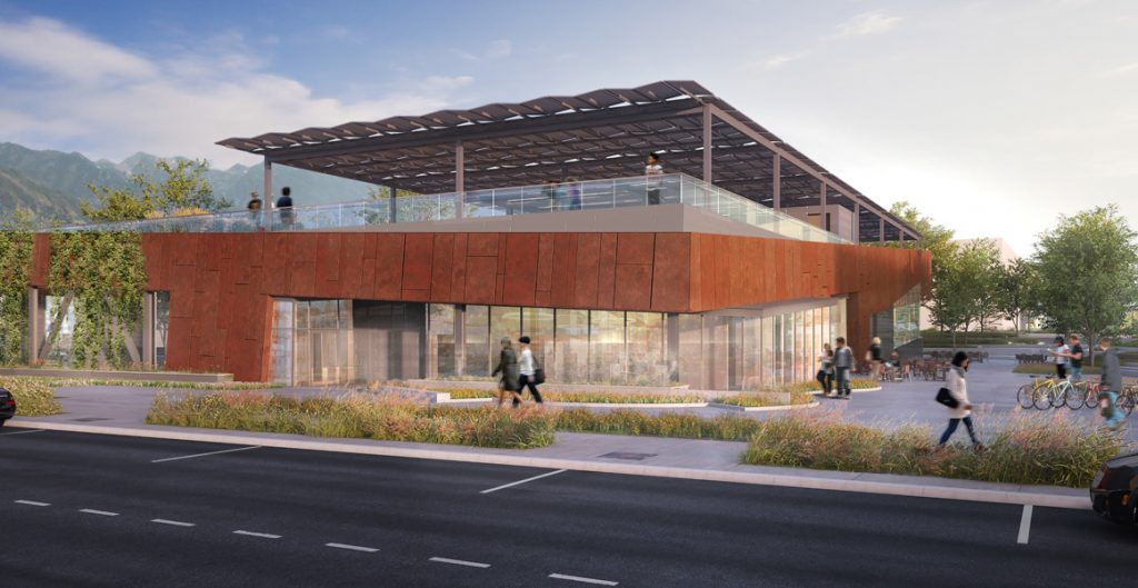 Salt Lake County Library, South Jordan Utah, Downtown Daybreak