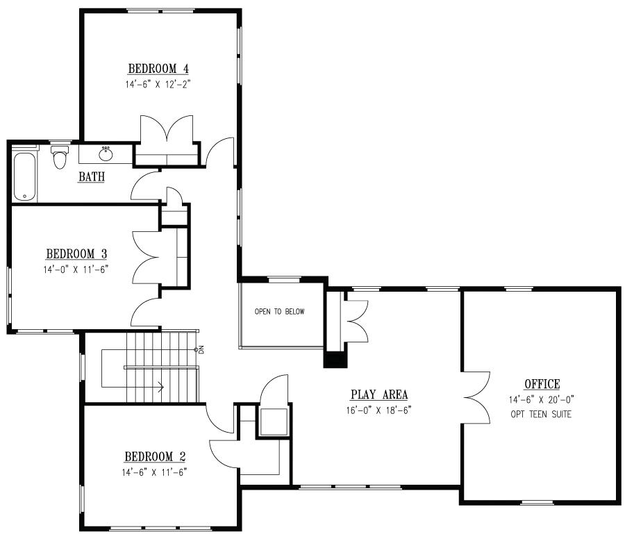 Rainey Homes  Second Level | Daybreak Utah