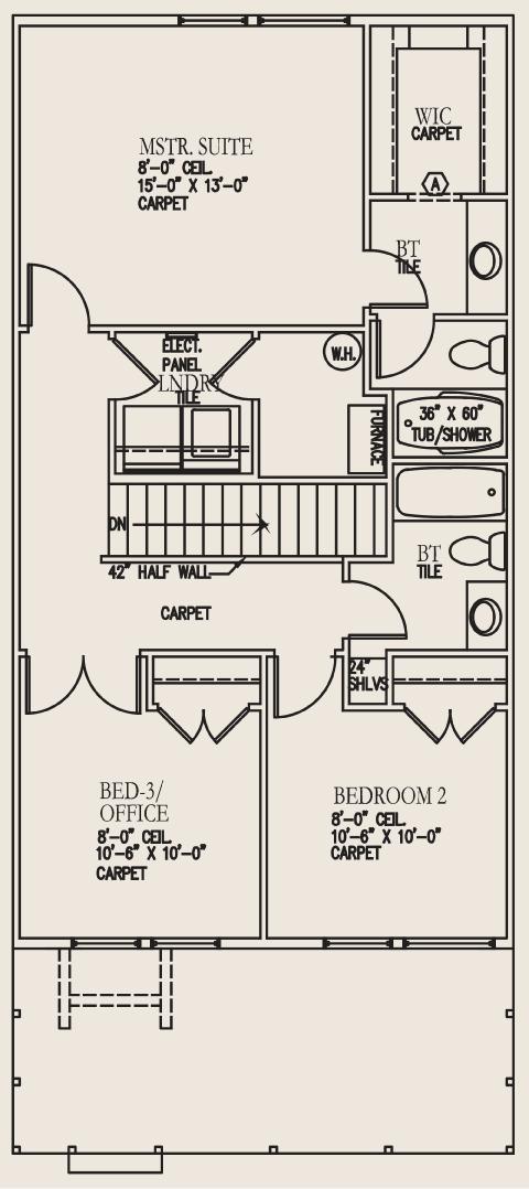Destination Homes  Second Level | Daybreak Utah