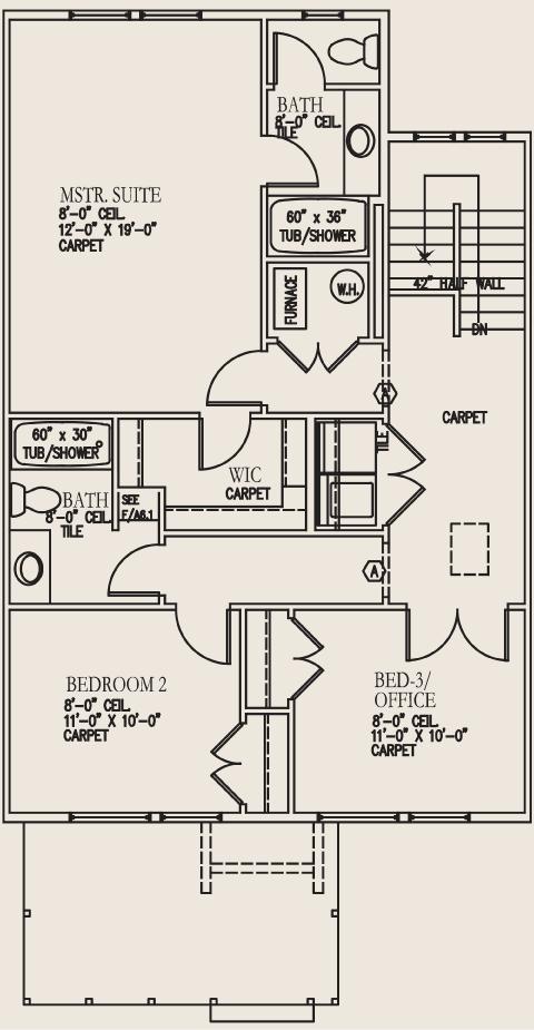 Destination Homes Dover Second Level | Daybreak Utah