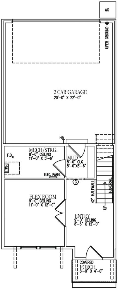 Destination Homes  Main Level | Daybreak Utah