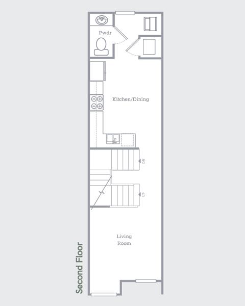 Sego Homes Manhattan Second Level | Daybreak Utah