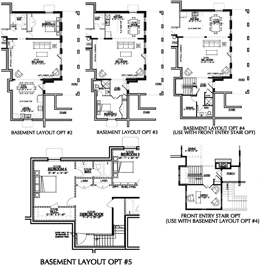 Holmes Homes Charleston Options   Daybreak Utah