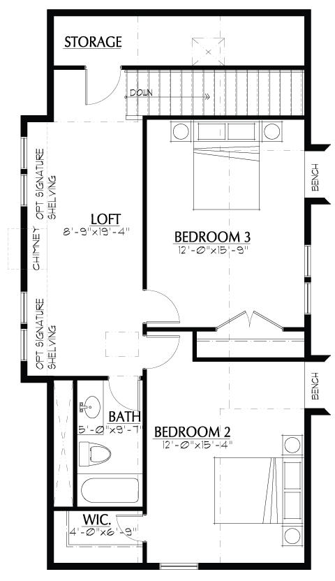 Holmes Homes Raleigh Second Level | Daybreak Utah