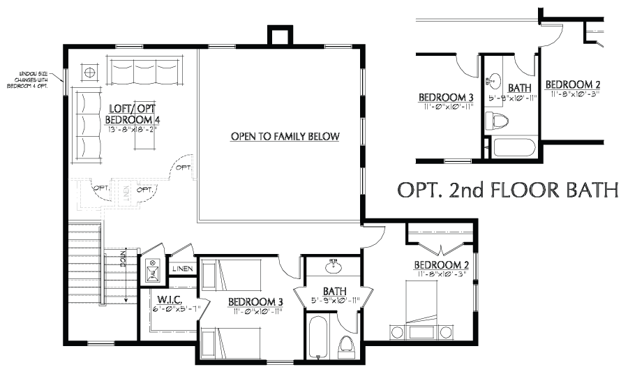 Holmes Homes Nantucket Second Level | Daybreak Utah